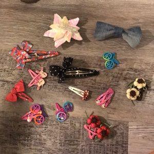 Hair pins bundle